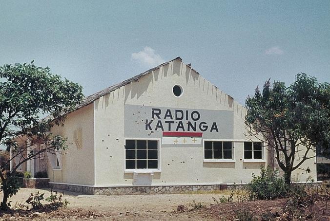 Radio Katanga, 1961