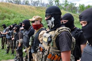 Ukraine Azov Unit