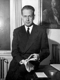UN President Dag Hammarskjold (Wikipedia)